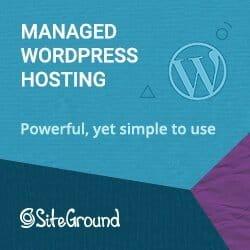 SiteGround WP Hosting