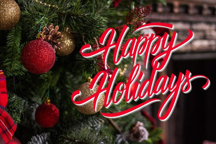 Happy Holidays - Achinta Mitra & Tiecas