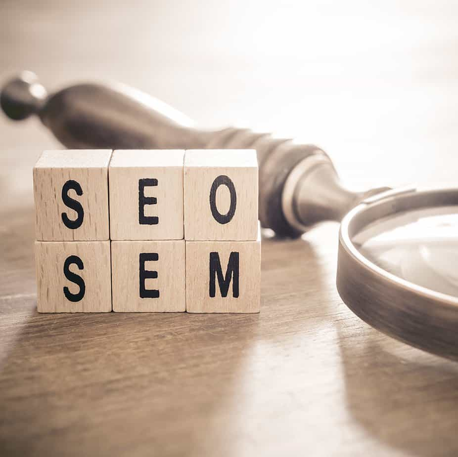 SEO and SEM for industrial companies