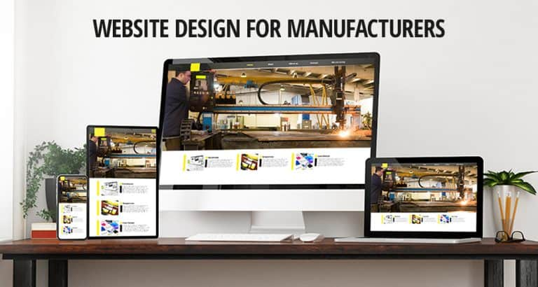 5 Critical Components of a Successful Website Design for Manufacturers