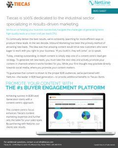 Tiecas-NetLine Info Sheet