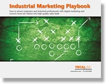Industrial Marketing Playbook from Tiecas