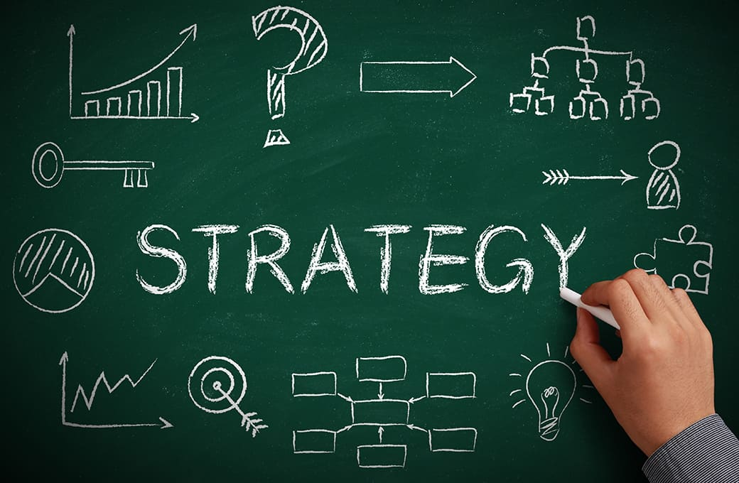Industrial marketing strategy