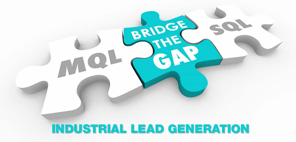 Industrial lead generation - MQL vs SQL