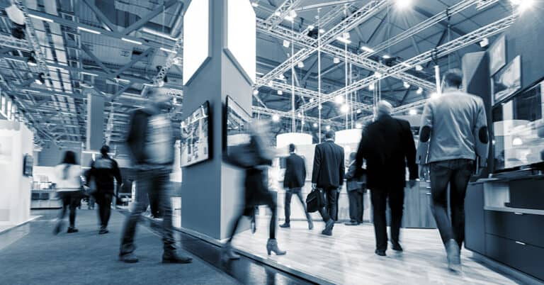 content marketing for manufacturers for trade shows