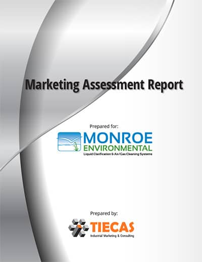 Industrial Marketing Assessment Report by Tiecas, Inc.