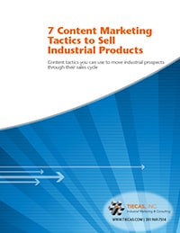 7 Content Marketing Tactics to Sell Products